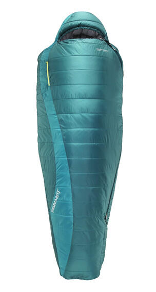 Therm-a-Rest Capella Sleeping Bag Women Long spruce